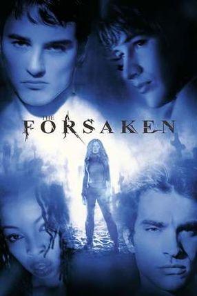 Poster: The Forsaken - Die Nacht ist gierig