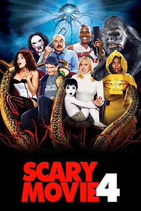 Poster: Scary Movie 4