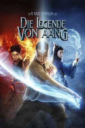 Poster: Die Legende von Aang