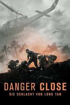Poster: Danger Close - Die Schlacht von Long Tan