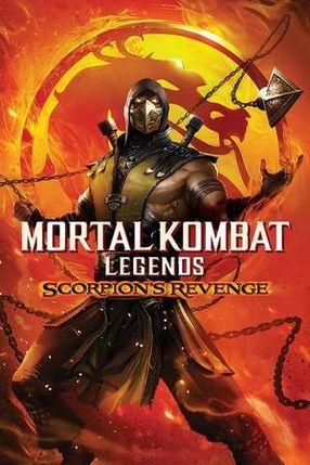 Poster: Mortal Kombat Legends: Scorpion's Revenge