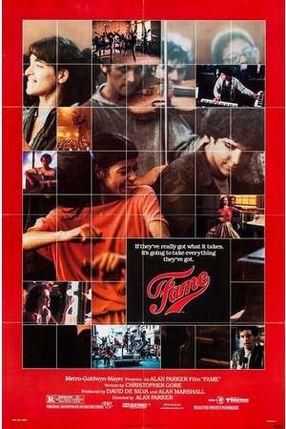 Poster: Fame - Der Weg zum Ruhm