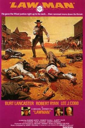 Poster: Lawman