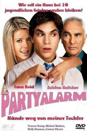 Poster: Partyalarm - Finger weg von meiner Tochter