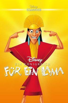 Poster: Ein Königreich für ein Lama