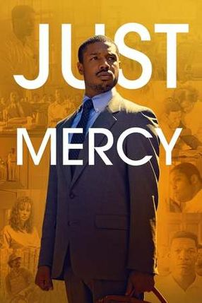 Poster: Just Mercy