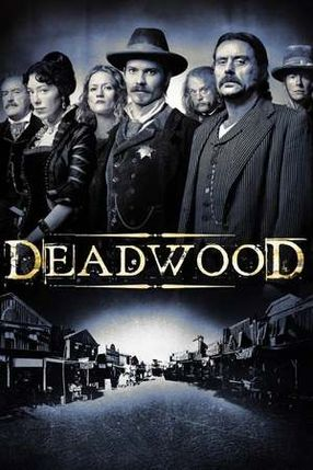 Poster: Deadwood