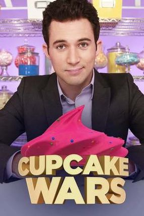 Poster: Cupcake Wars
