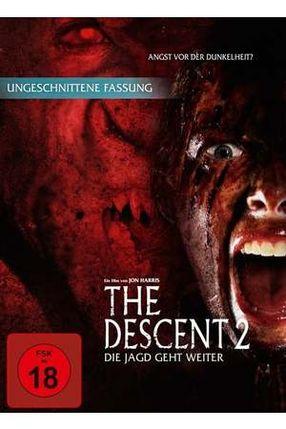 Poster: The Descent 2 - Die Jagd geht weiter