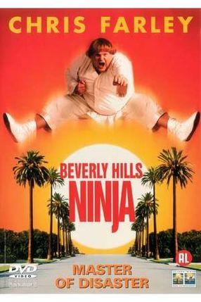 Poster: Beverly Hills Ninja - Die Kampfwurst