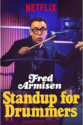 Poster: Fred Armisen: Standup for Drummers