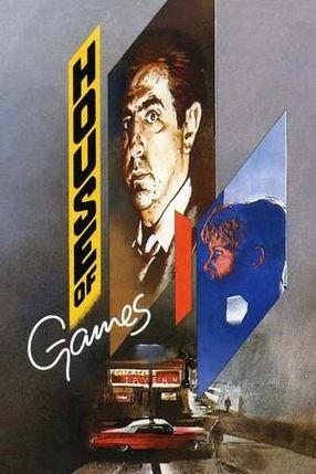 Poster: Haus der Spiele