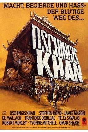 Poster: Dschingis Khan