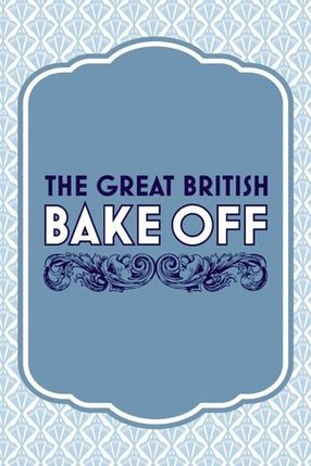 Poster: The Great British Bake Off