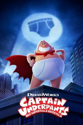 Poster: Captain Underpants - Der supertolle erste Film