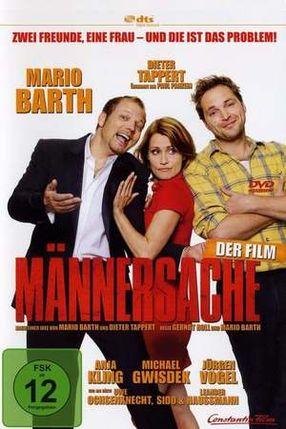 Poster: Männersache