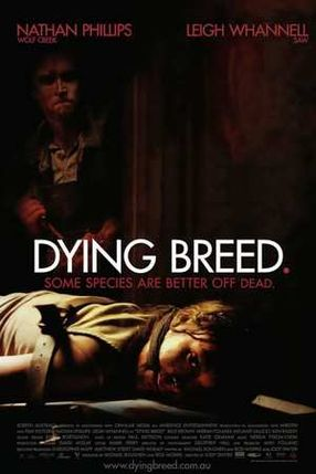 Poster: Dying Breed
