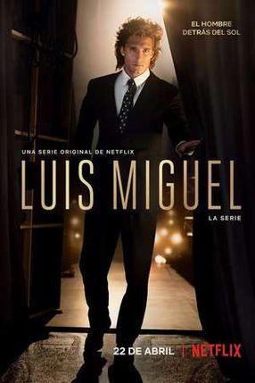 Poster: Luis Miguel: La Serie