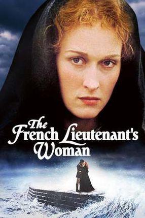 Poster: Die Geliebte des französischen Leutnants