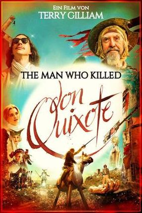 Poster: The Man Who Killed Don Quixote