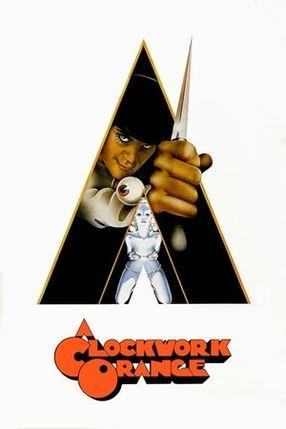 Poster: Uhrwerk Orange