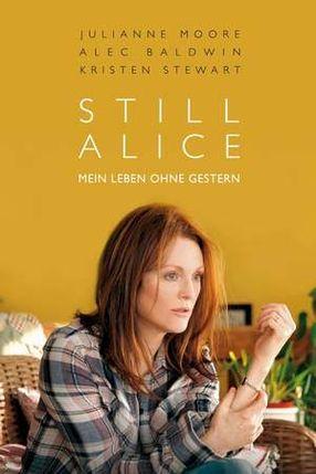 Poster: Still Alice - Mein Leben ohne Gestern