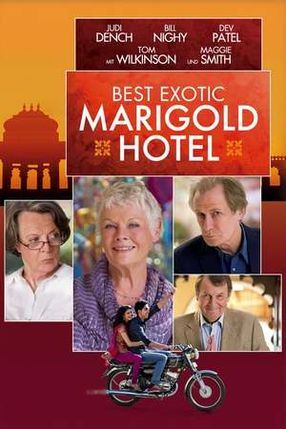 Poster: Best Exotic Marigold Hotel