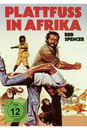 Poster: Plattfuss in Afrika