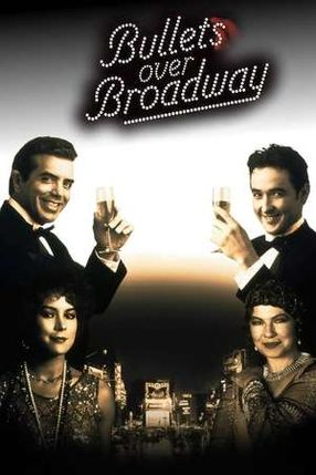 Poster: Bullets Over Broadway