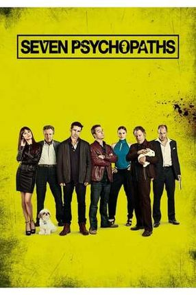 Poster: 7 Psychos