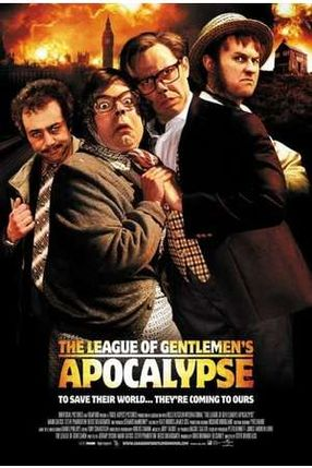 Poster: The League of the Gentlemen's Apocalypse