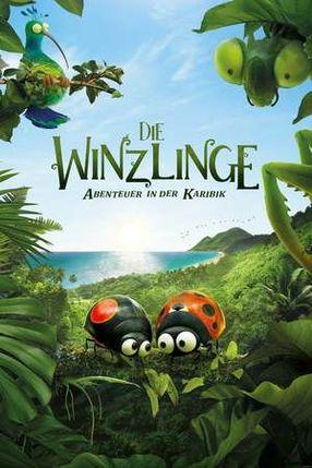 Poster: Die Winzlinge 2 - Abenteuer in der Karibik
