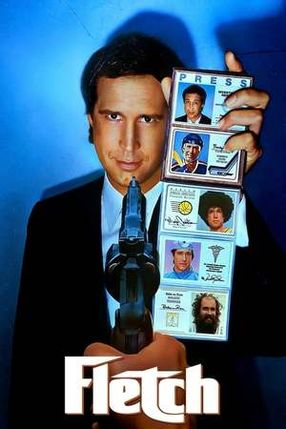 Poster: Fletch - Der Troublemaker