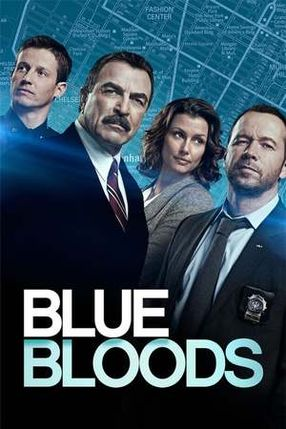 Poster: Blue Bloods