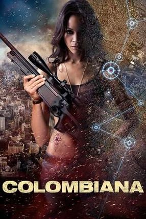 Poster: Colombiana
