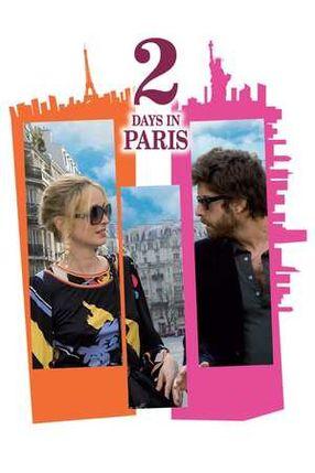 Poster: 2 Tage Paris