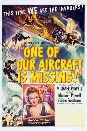 Poster: One of Our Aircraft Is Missing