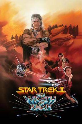 Poster: Star Trek II - Der Zorn des Khan