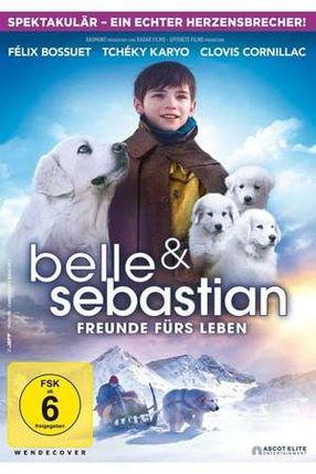 Poster: Belle & Sebastian - Freunde fürs Leben