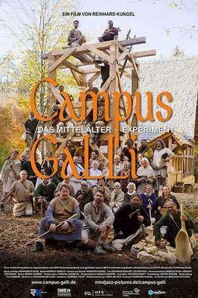 Poster: Campus Galli - Bauen wie im Mittelalter