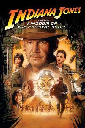Poster: Indiana Jones und das Königreich des Kristallschädels