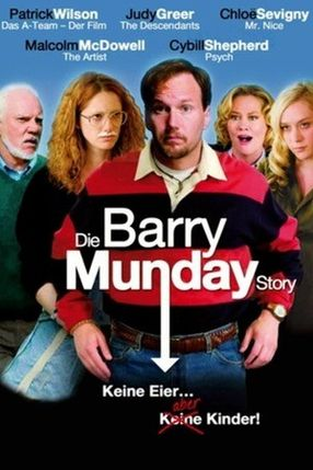 Poster: Die Barry Munday Story