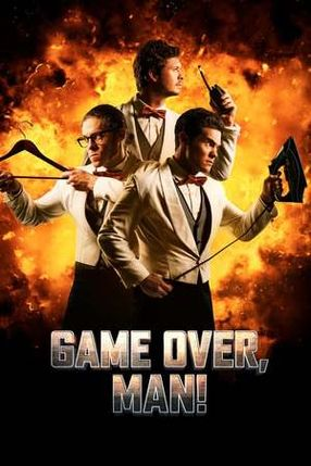 Poster: Game Over, Man!