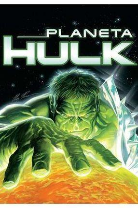 Poster: Planet Hulk