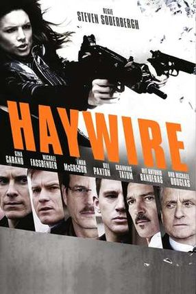 Poster: Haywire - Trau' keinem