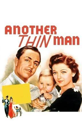 Poster: Noch ein dünner Mann