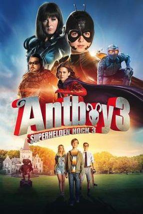 Poster: Antboy 3 - Superhelden hoch 3