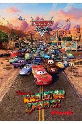 Poster: Cars Toons: Tales from Radiator Springs - Hiccups