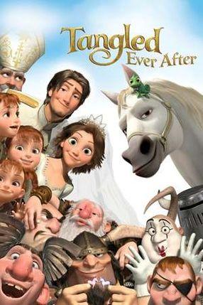 Poster: Rapunzel - Verföhnt, Verlobt, Verheiratet