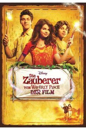 Poster: Die Zauberer vom Waverly Place - Der Film